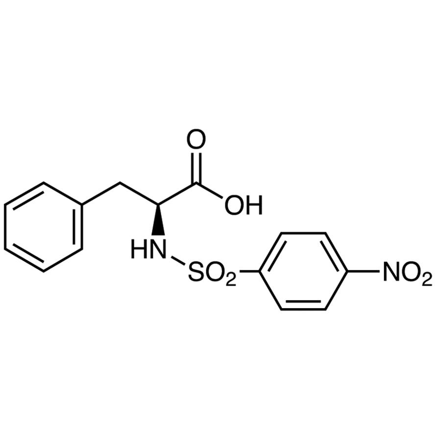 N-(4-Nitrophenylsulfonyl)-L-phenylalanine