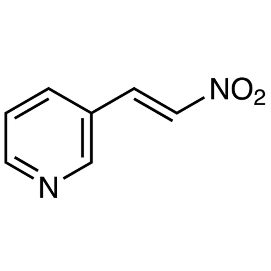 3-[(E)-2-Nitroethenyl]pyridine