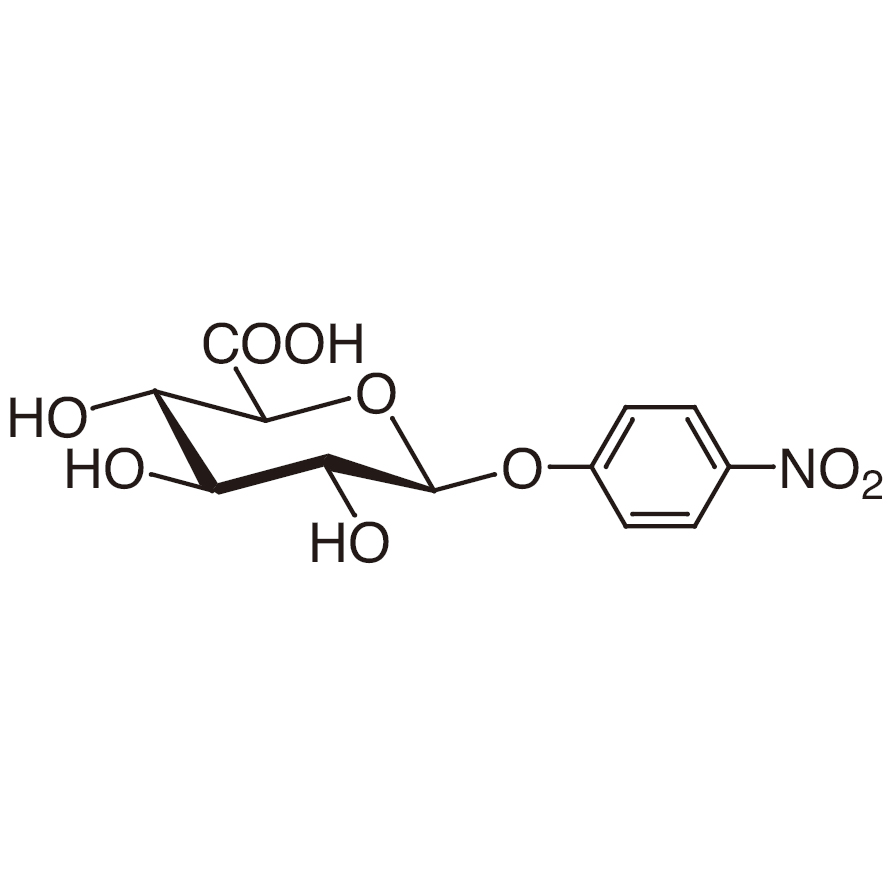 4-Nitrophenyl -D-Glucuronide [Substrate for -Glucuronidase]