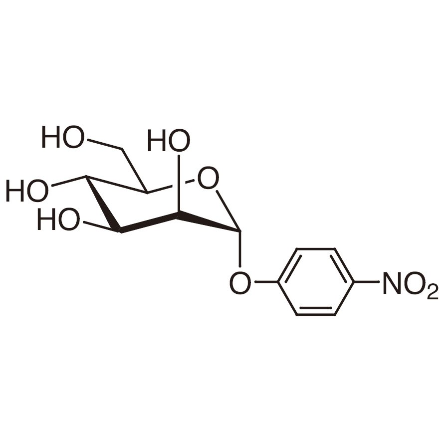 4-Nitrophenyl -D-Mannopyranoside [Substrate for -Mannosidase]