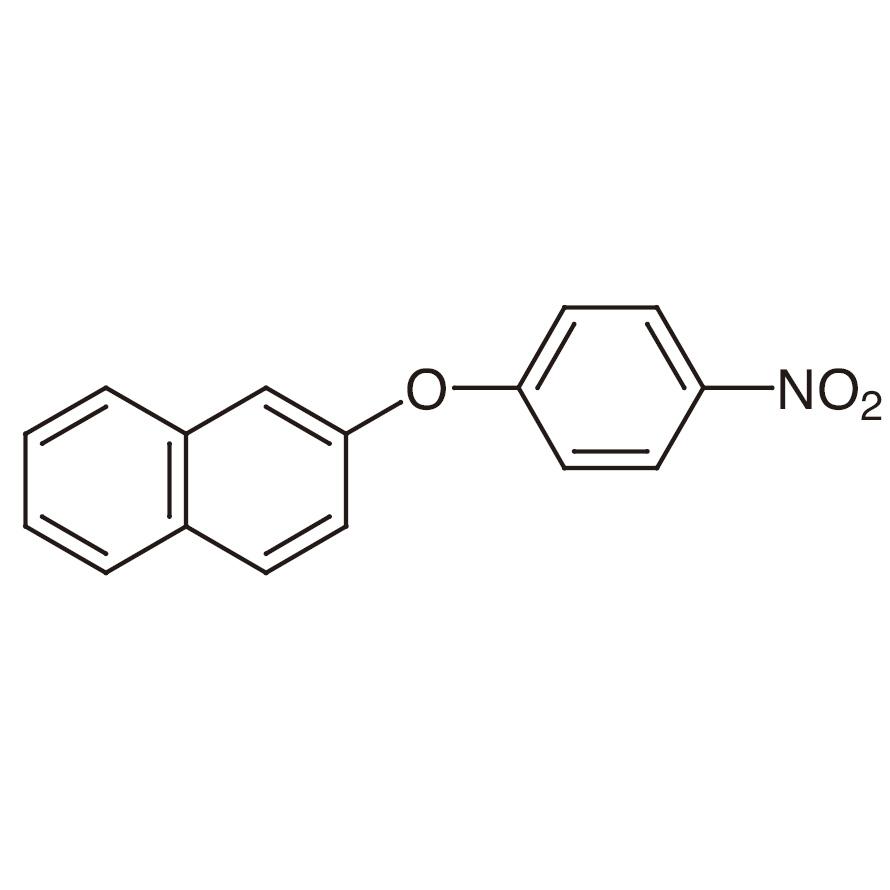 2-(4-Nitrophenoxy)naphthalene