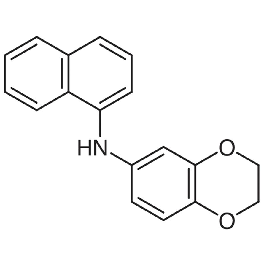 6-(1-Naphthylamino)-1,4-benzodioxane