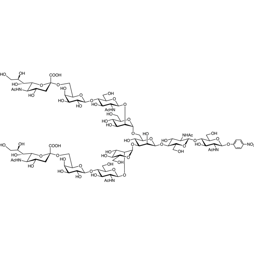 Disialylnonasaccharide--pNP