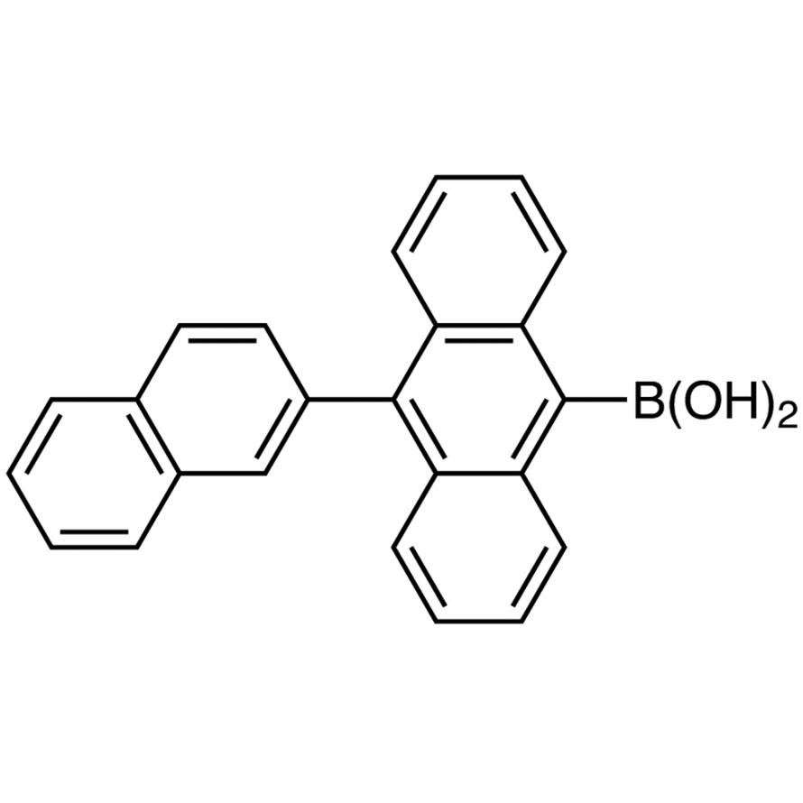 10-(2-Naphthyl)anthracene-9-boronic Acid (contains varying amounts of Anhydride)