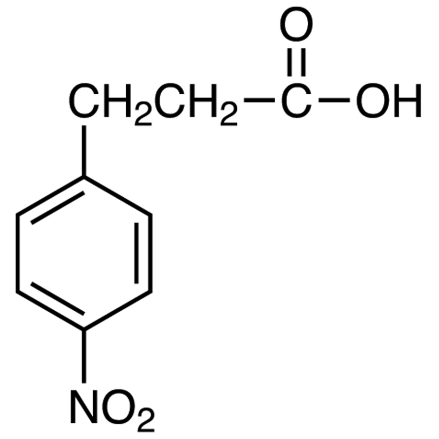 3-(4-Nitrophenyl)propionic Acid