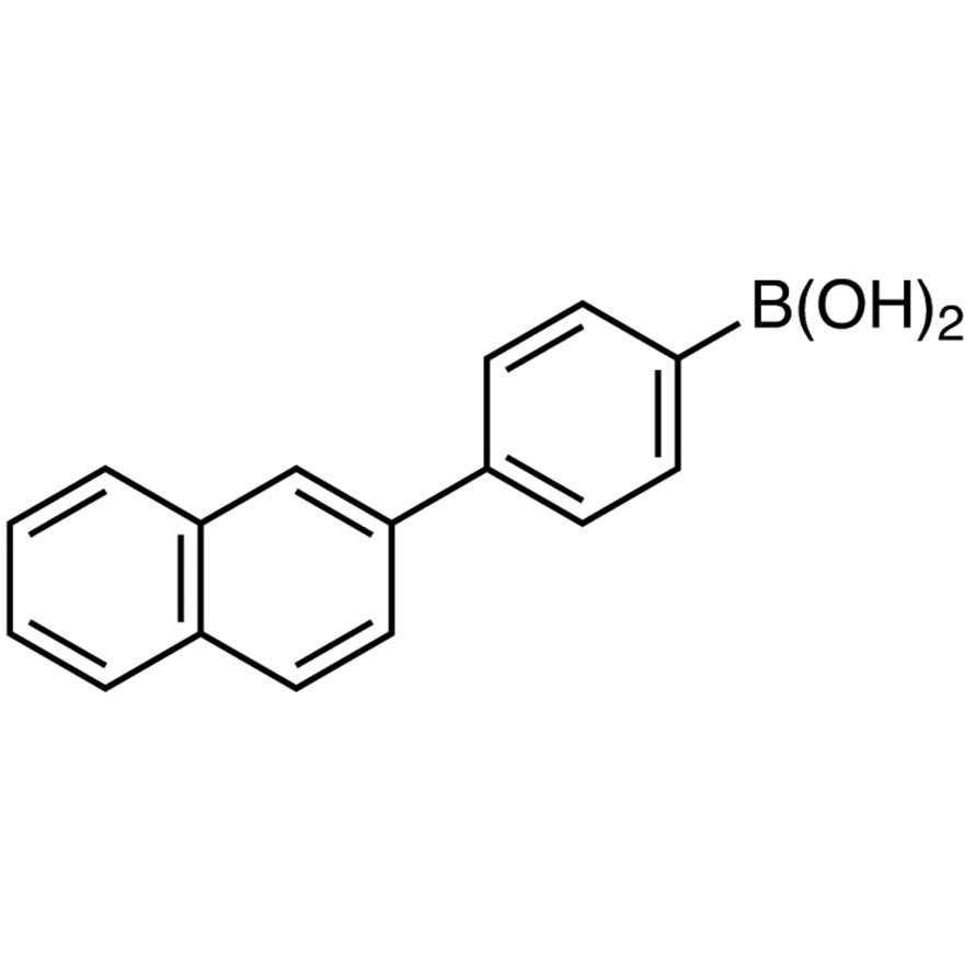4-(2-Naphthyl)phenylboronic Acid (contains varying amounts of Anhydride)