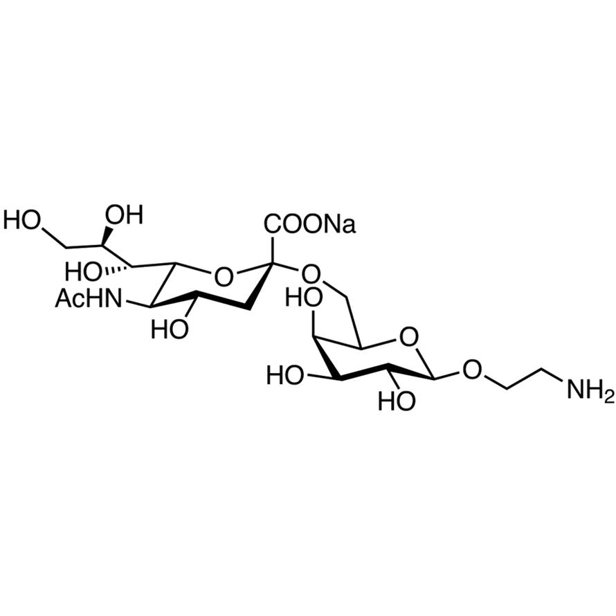 Neu5Ac(2-6)Gal--ethylamine