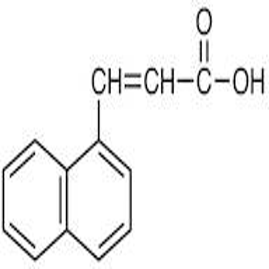 3-(1-Naphthyl)acrylic Acid