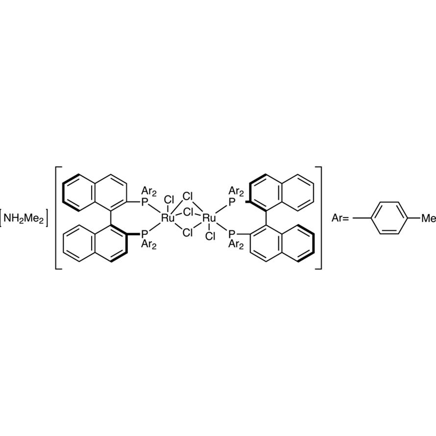 [NH2Me2][(RuCl((S)-tolbinap))2(μ-Cl)3]