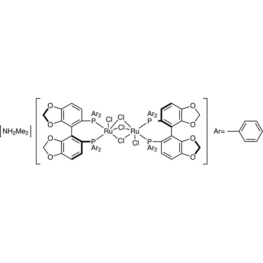 [NH2Me2][(RuCl((S)-segphos®))2(μ-Cl)3]