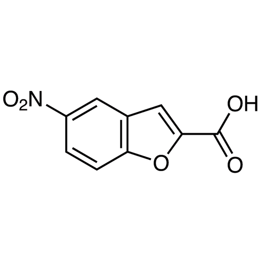 5-Nitrobenzofuran-2-carboxylic Acid