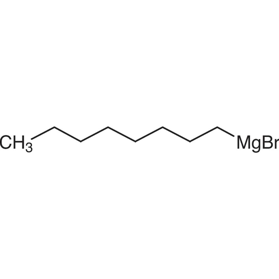 n-Octylmagnesium Bromide (ca. 22% in Tetrahydrofuran, ca. 1mol/L)