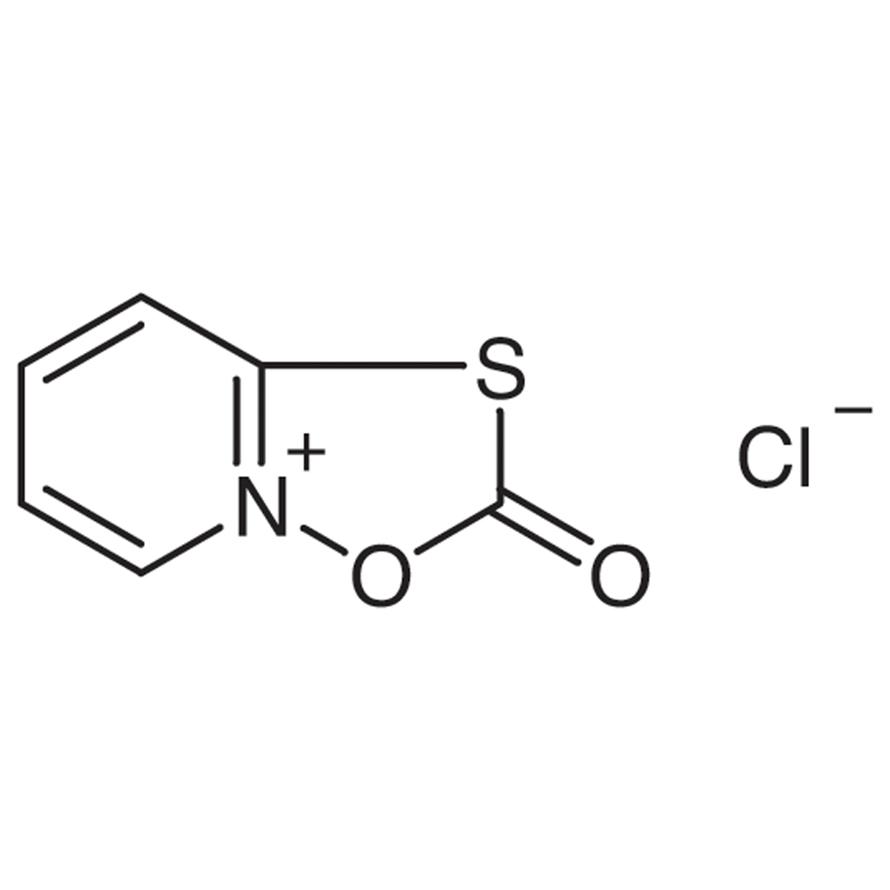 1-Oxa-2-oxo-3-thiaindolizinium Chloride [for Source of Alkyl Radical]
