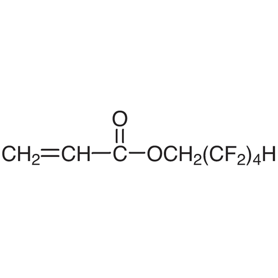 1H,1H,5H-Octafluoropentyl Acrylate (stabilized with MEHQ)