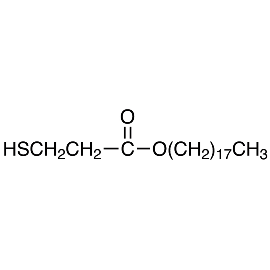 Octadecyl 3-Mercaptopropionate (contains ca. 12% Hexadecyl 3-Mercaptopropionate)