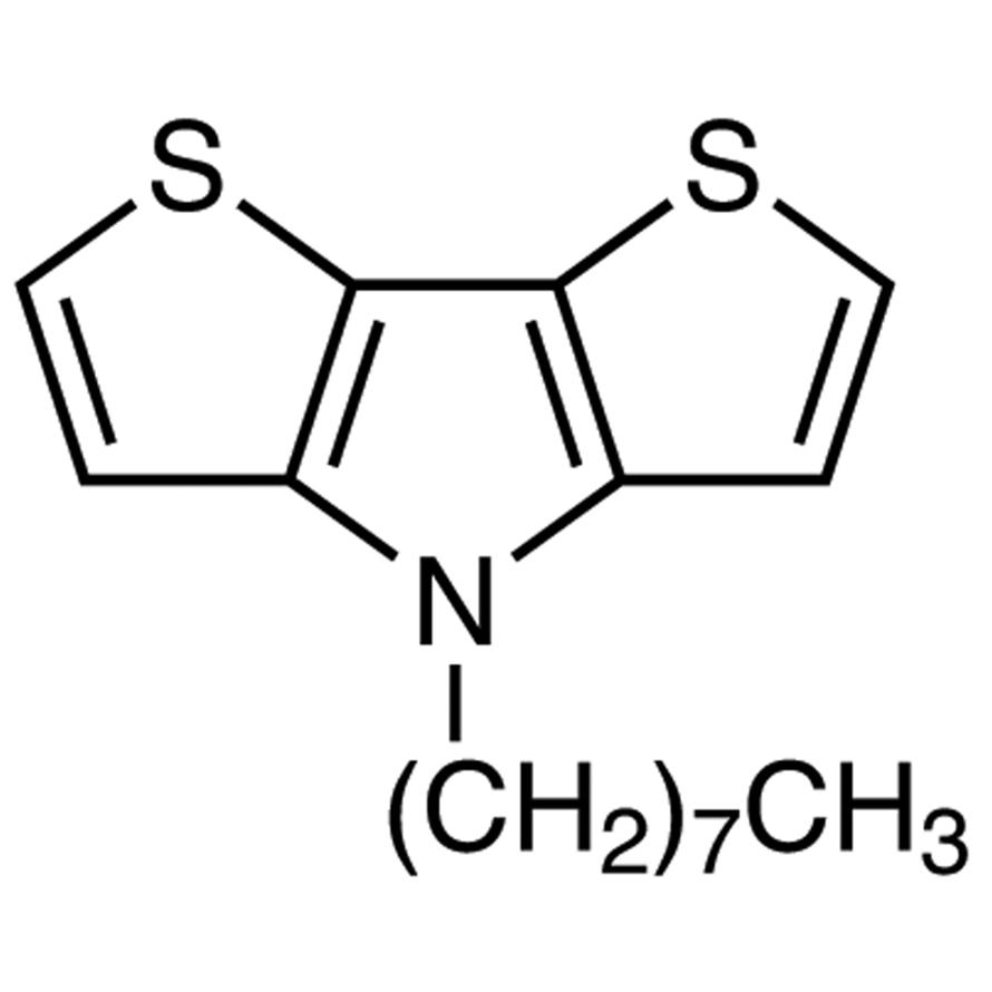 4-n-Octyl-4H-dithieno[3,2-b:2',3'-d]pyrrole