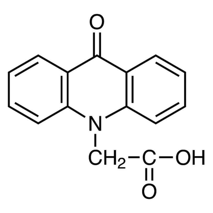 9-Oxoacridine-10-acetic Acid