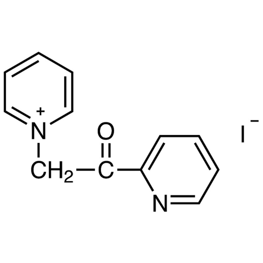 1-[2-Oxo-2-(2-pyridyl)ethyl]pyridinium Iodide