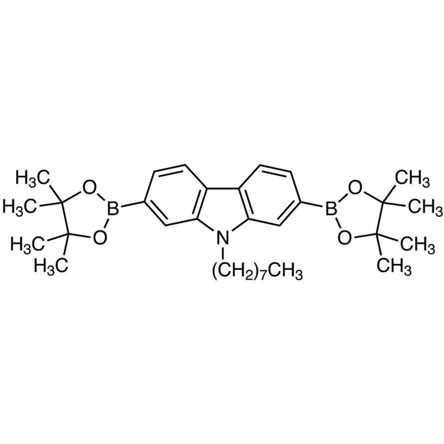 9-n-Octyl-2,7-bis(4,4,5,5-tetramethyl-1,3,2-dioxaborolan-2-yl)carbazole