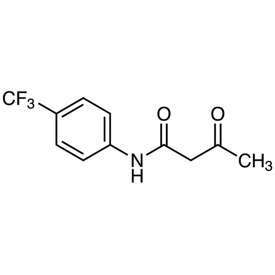 3-Oxo-N-(4-trifluoromethylphenyl)butyramide