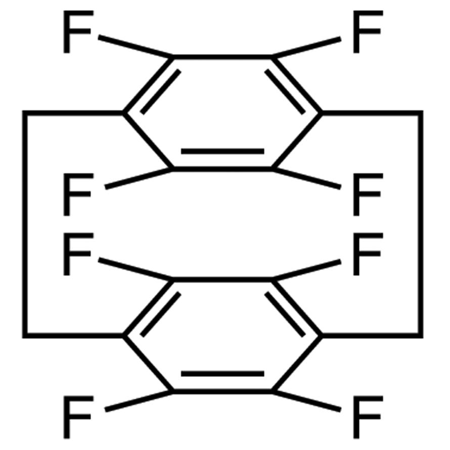 4,5,7,8,12,13,15,16-Octafluoro[2.2]paracyclophane
