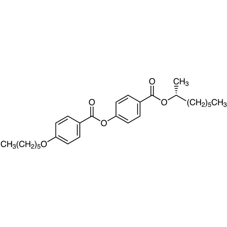 (R)-2-Octyl 4-[4-(Hexyloxy)benzoyloxy]benzoate