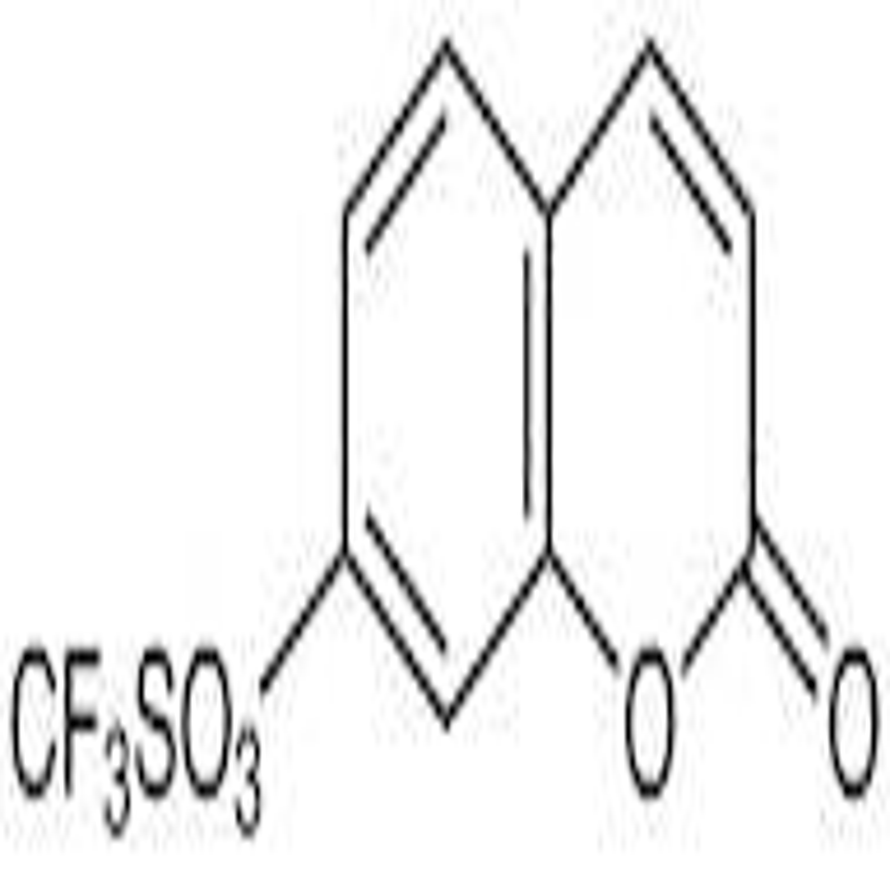 2-Oxo-2H-chromen-7-yl Trifluoromethanesulfonate