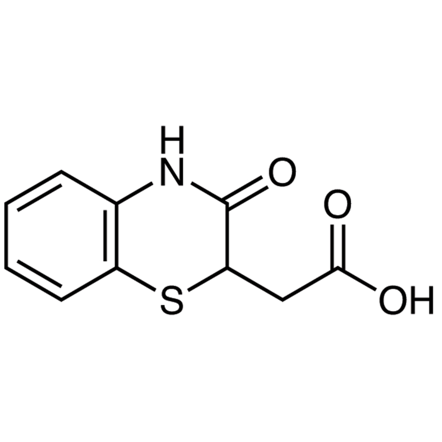 3-Oxo-3,4-dihydro-2H-1,4-benzothiazine-2-acetic Acid