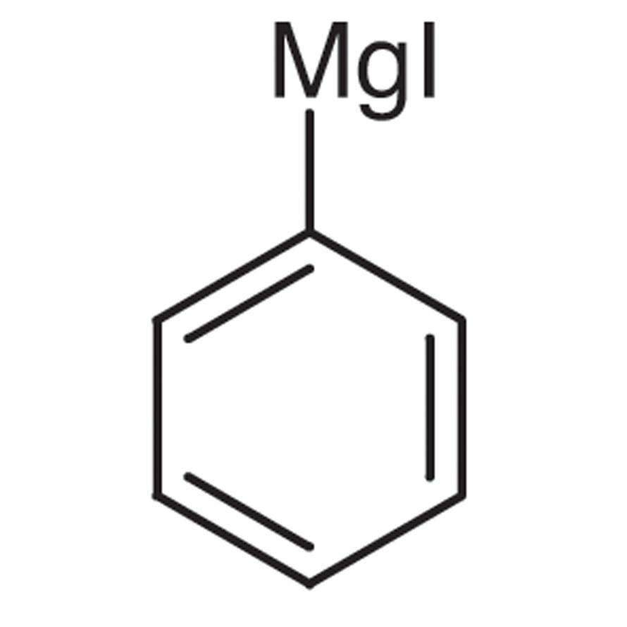 Phenylmagnesium Iodide (ca. 42% in Ethyl Ether, ca. 2mol/L)