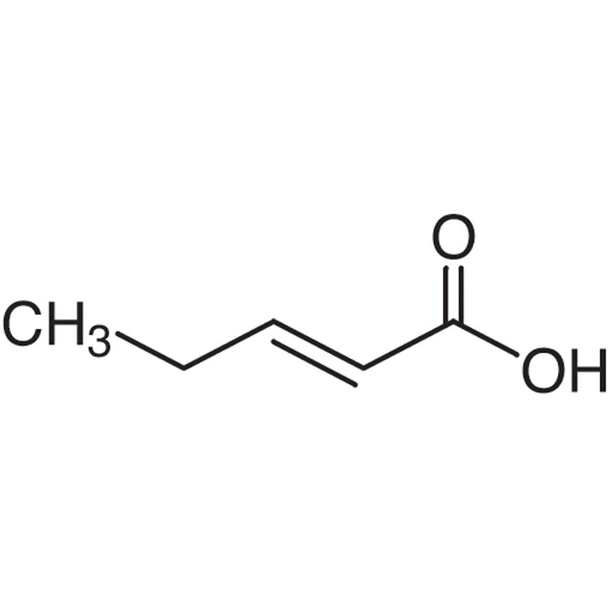 trans-2-Pentenoic Acid