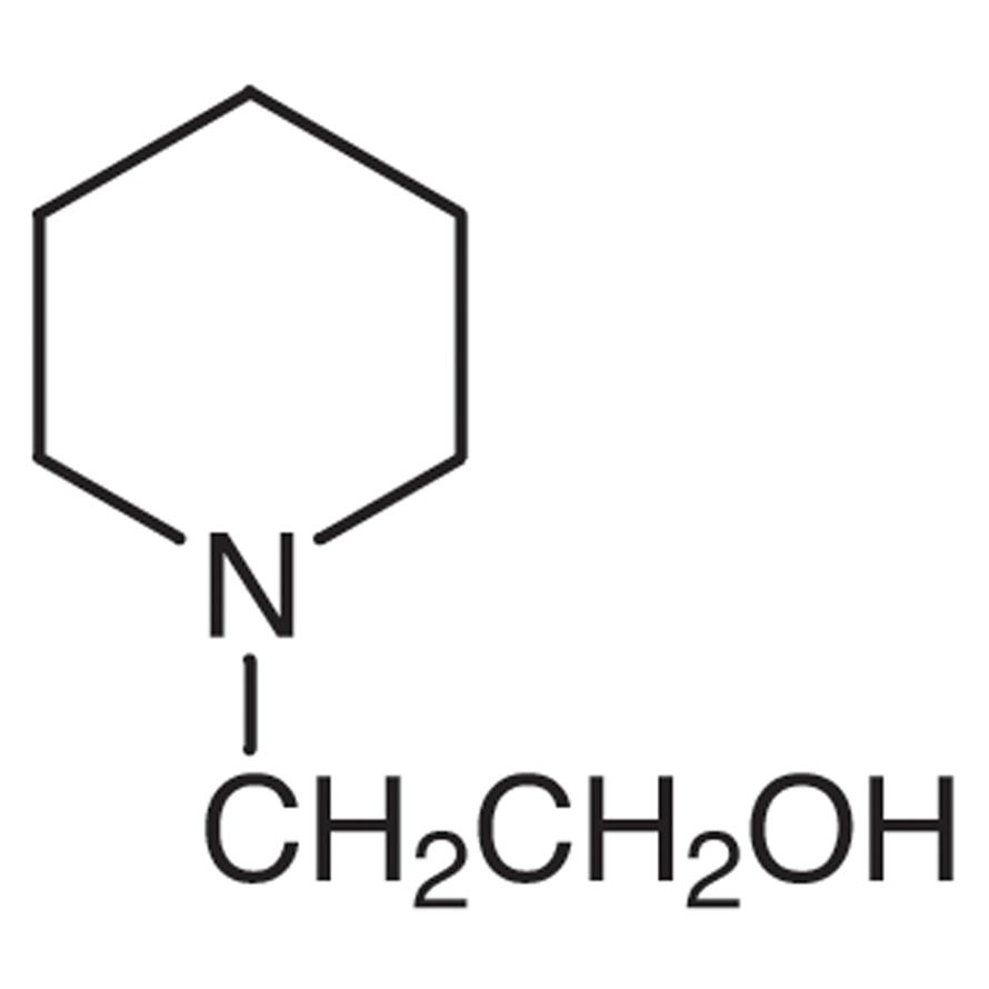 1-Piperidineethanol