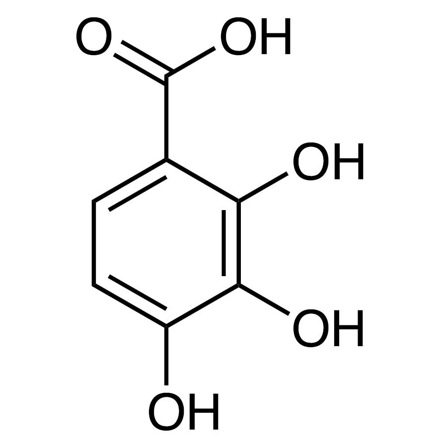 2,3,4-Trihydroxybenzoic Acid Hydrate