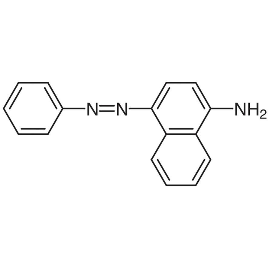 4-Phenylazo-1-naphthylamine