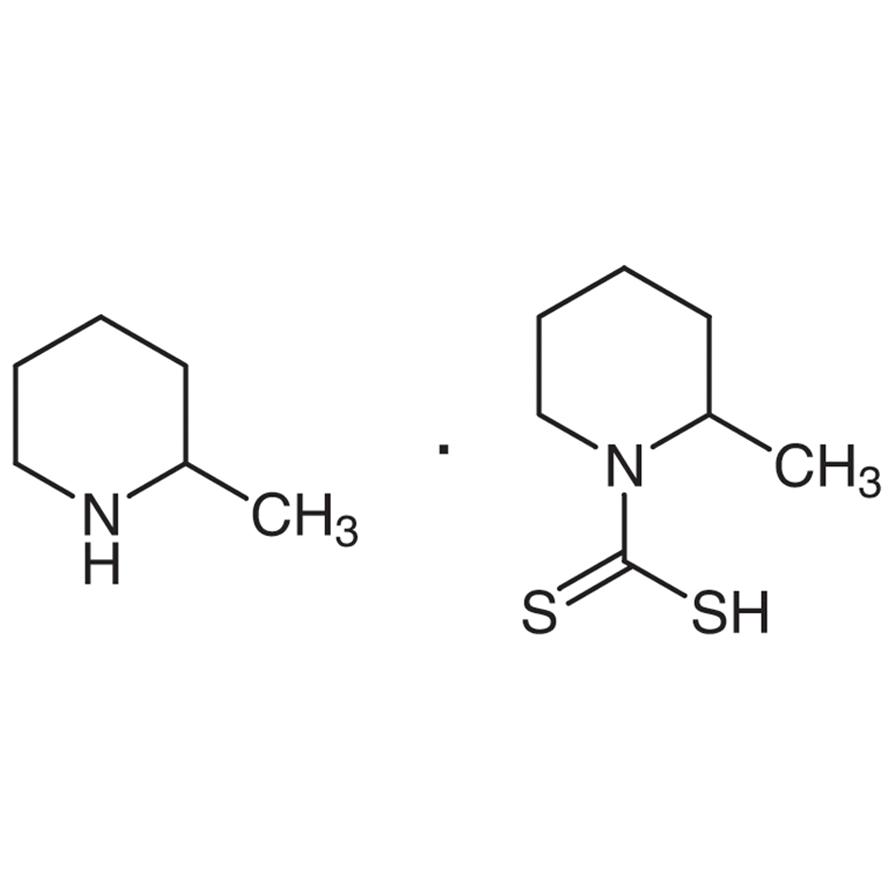 Pipecolyldithiocarbamic Acid Pipecolinium Salt