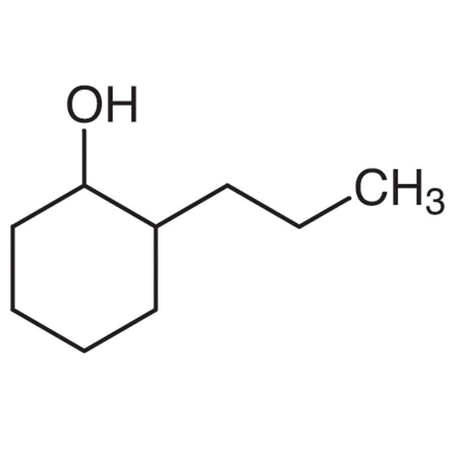 2-Propylcyclohexanol (cis- and trans- mixture)