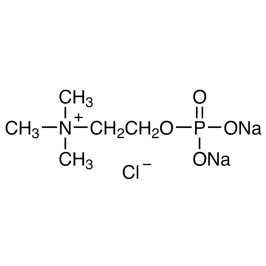 Phosphocholine Chloride Sodium Salt Hydrate [for Cholinesterase Substrate]