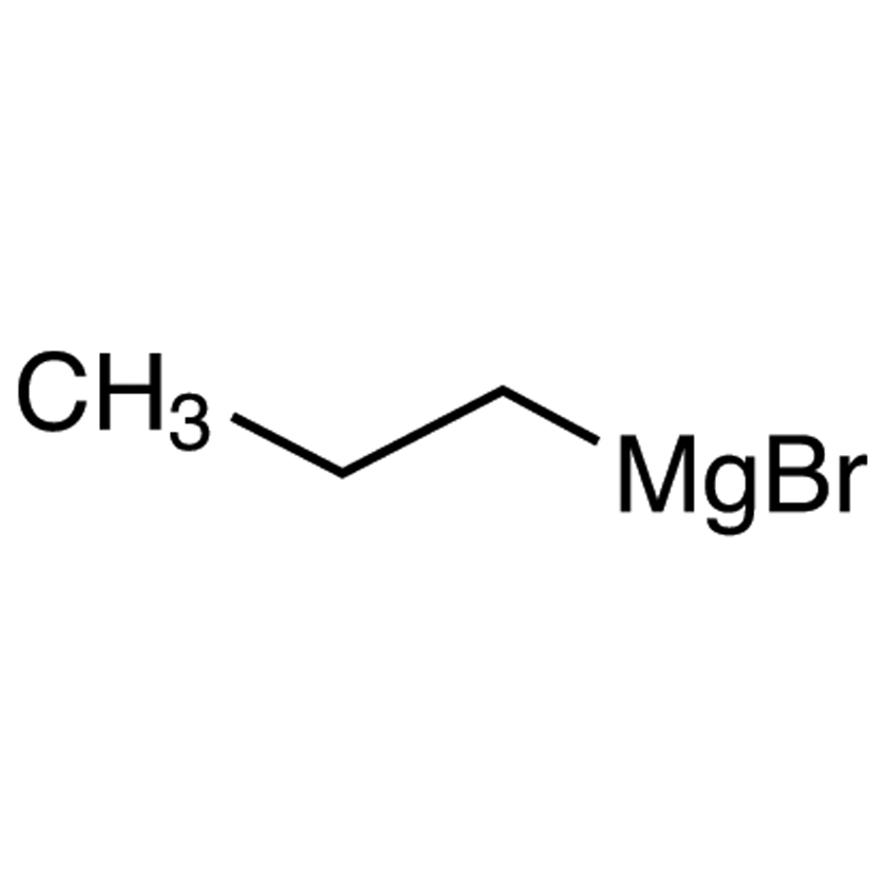 Propylmagnesium Bromide (ca. 27% in Tetrahydrofuran, ca. 2mol/L)