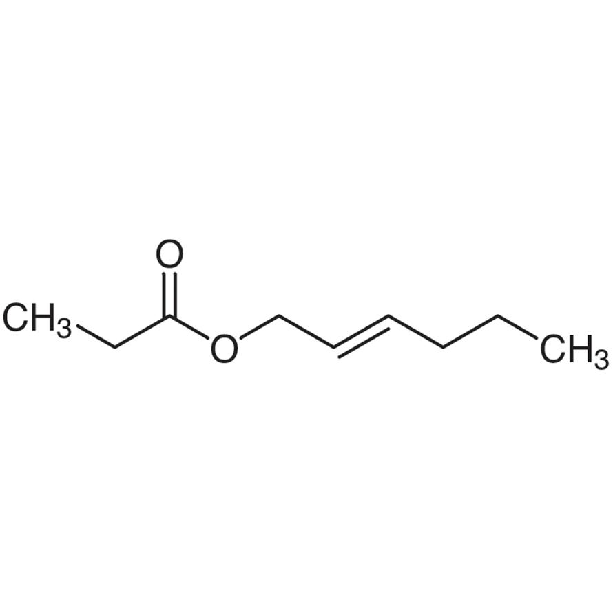 trans-2-Hexen-1-yl Propionate