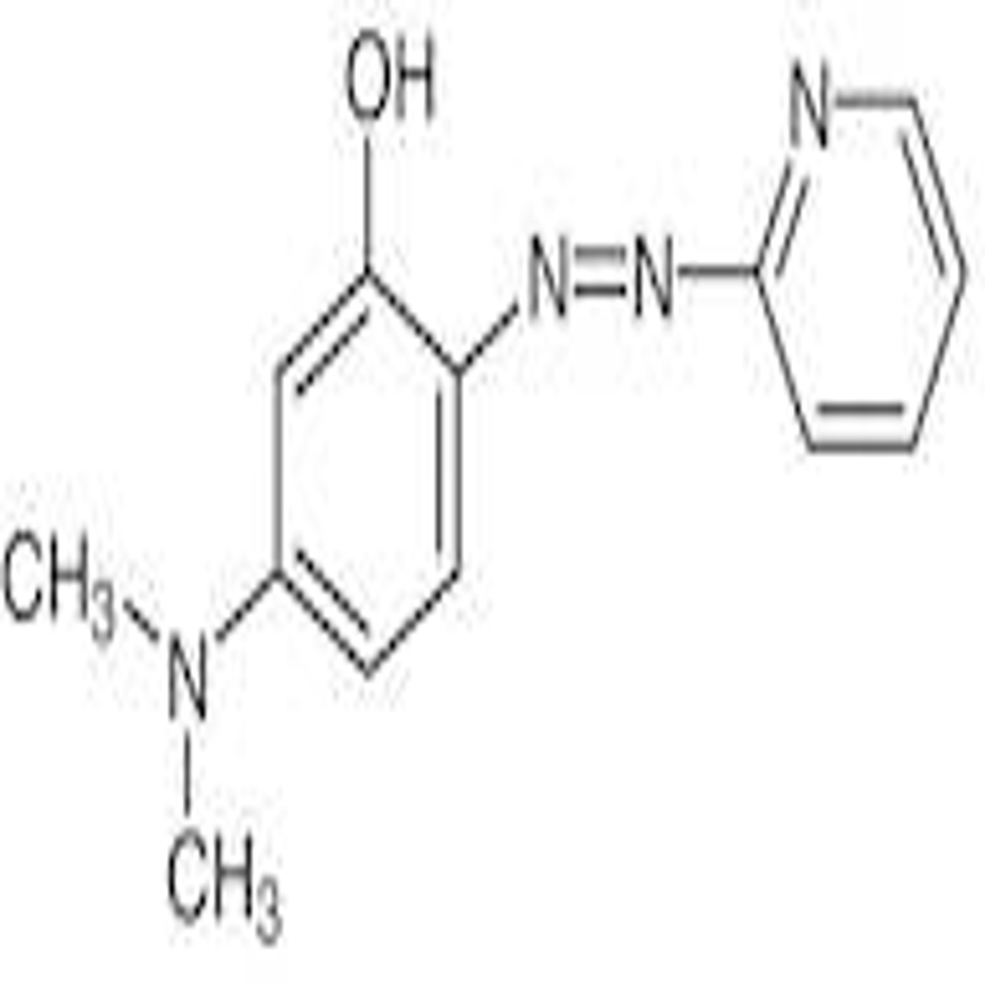 5-Dimethylamino-2-(2-pyridylazo)phenol [for Determination of Zinc in Serum]