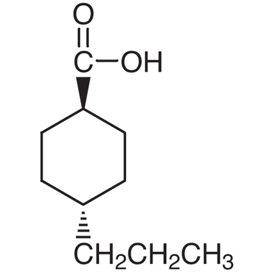 trans-4-Propylcyclohexanecarboxylic Acid