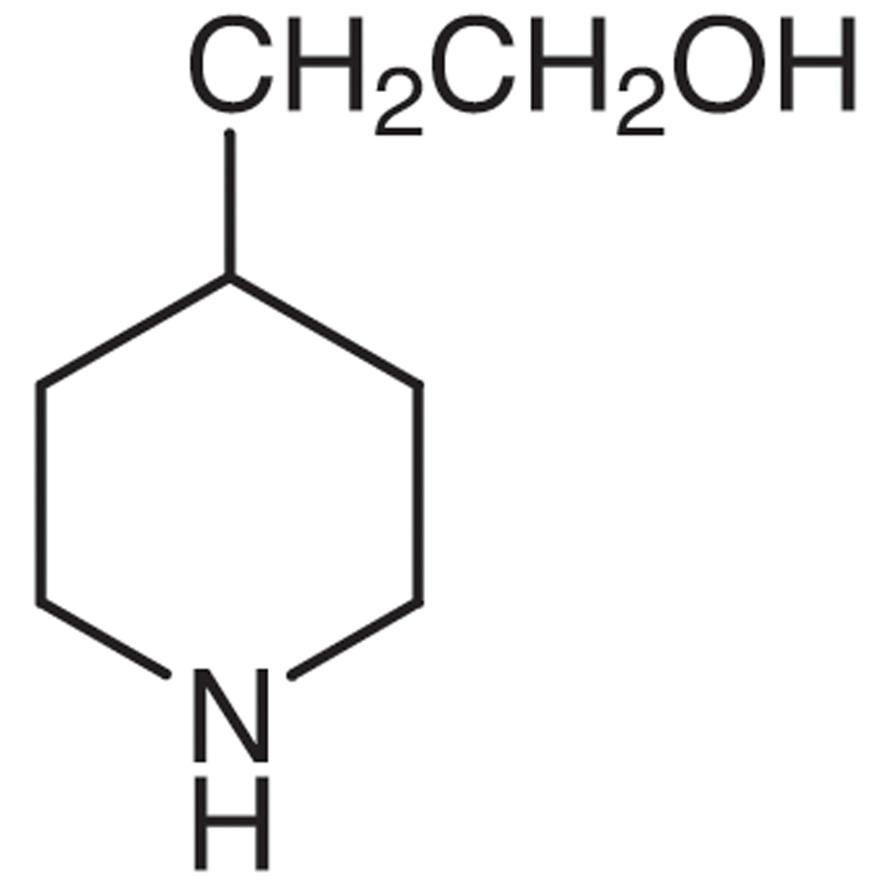 4-Piperidineethanol