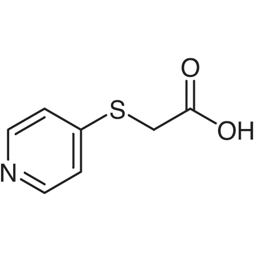 (4-Pyridylthio)acetic Acid