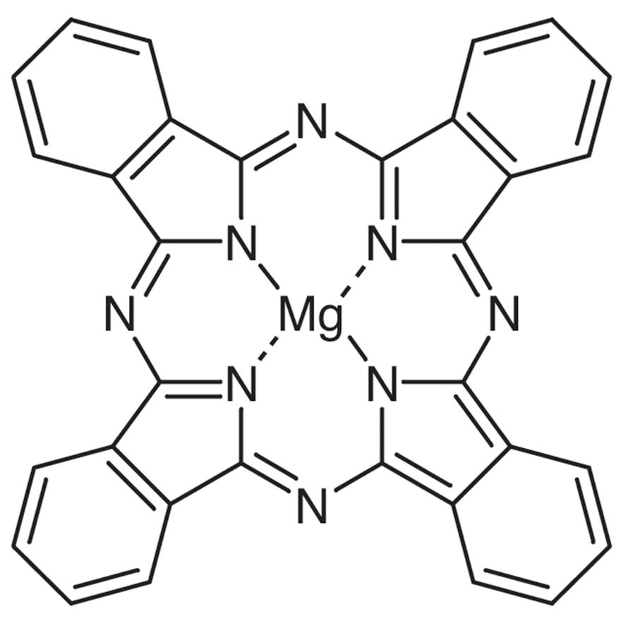 Magnesium(II) Phthalocyanine