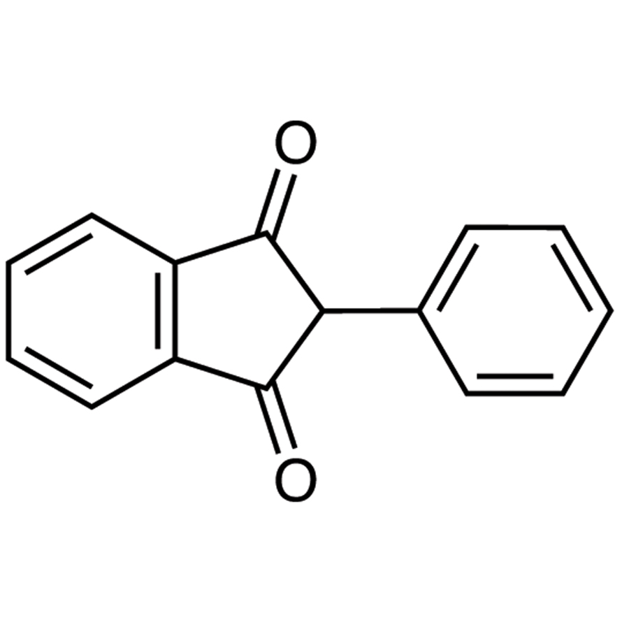 2-Phenyl-1,3-indandione
