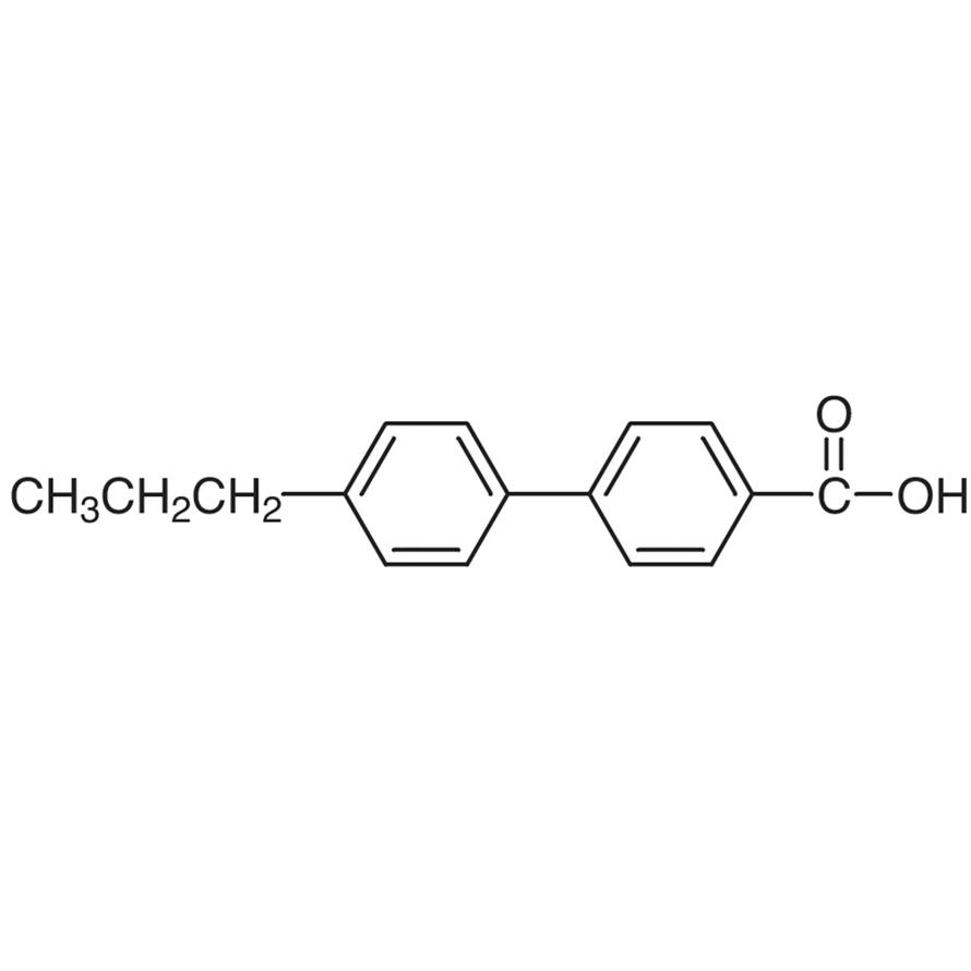 4-(4-Propylphenyl)benzoic Acid