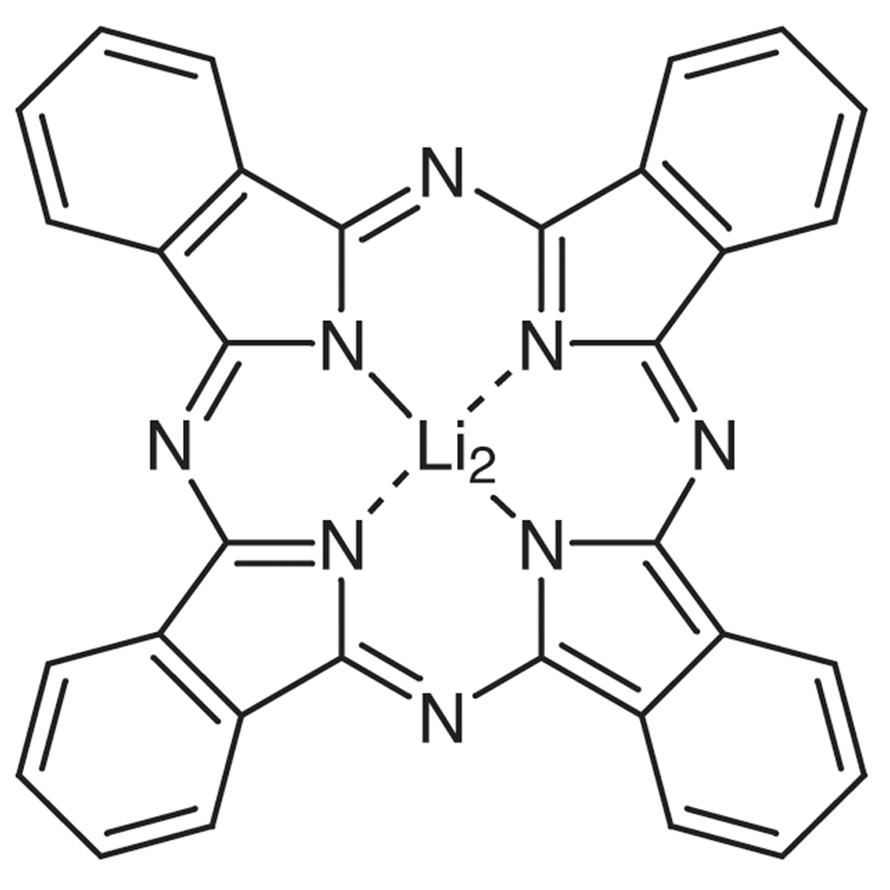 Dilithium Phthalocyanine