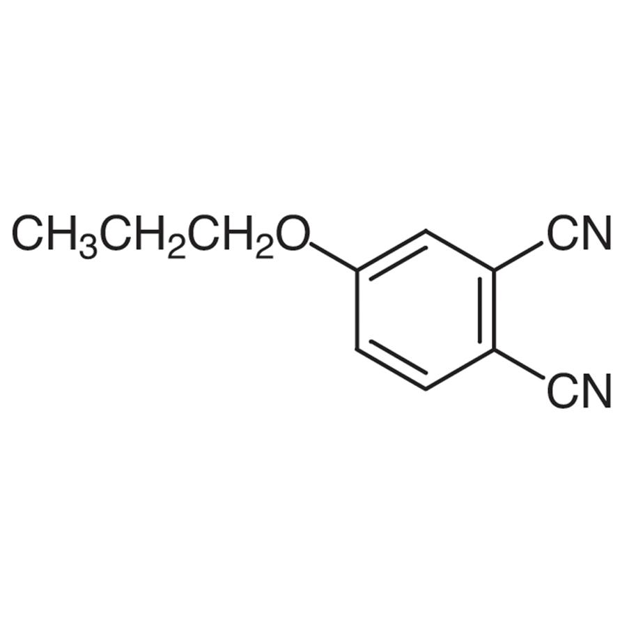 4-Propoxyphthalonitrile
