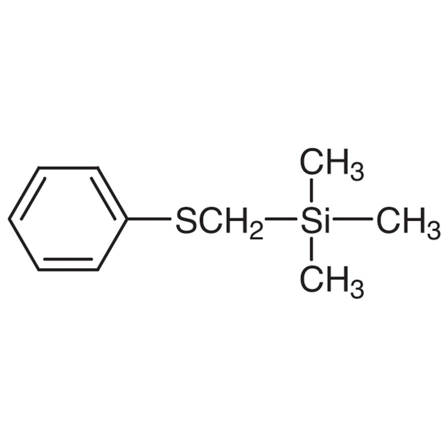 (Phenylthiomethyl)trimethylsilane