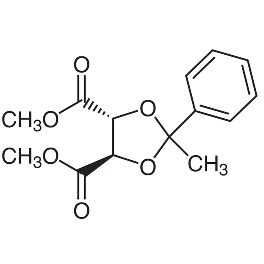 Dimethyl (2R,3R)-2,3-O-(1-Phenylethylidene)-L-tartrate