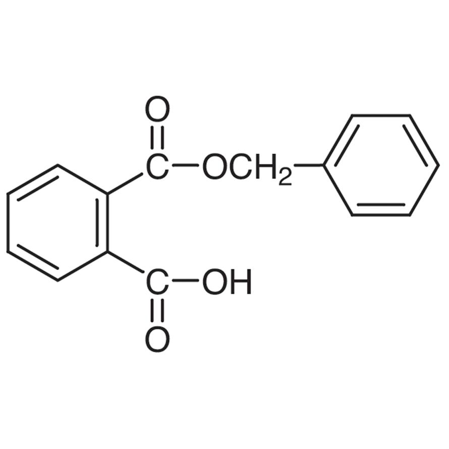 Monobenzyl Phthalate